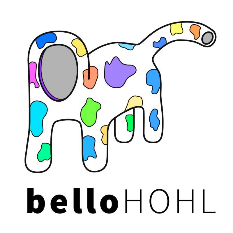 """Die erste Illustration des Projektes """"belloHOHL"""" …"""
