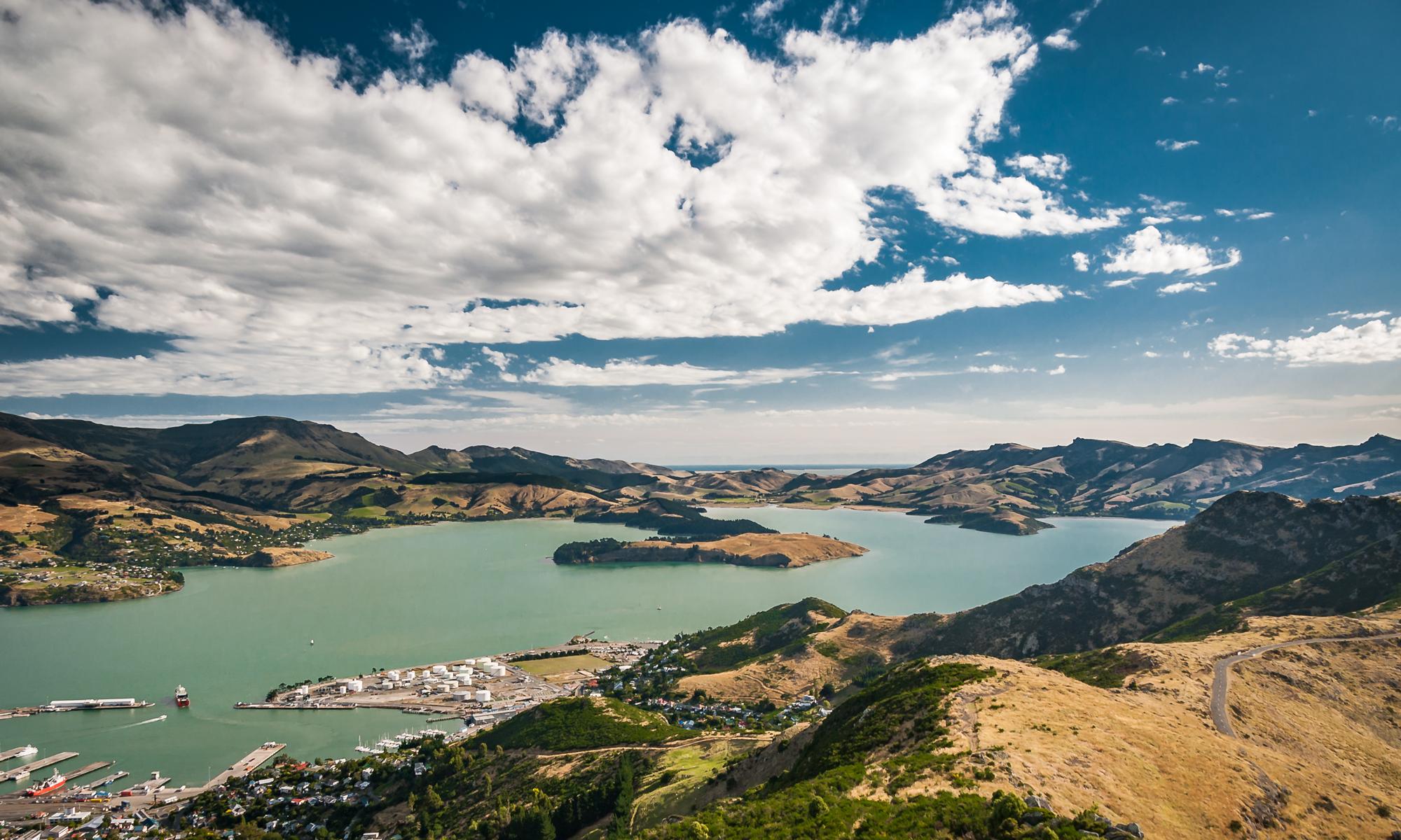 Neuseeland Christchurch: Christchurch, Neuseeland