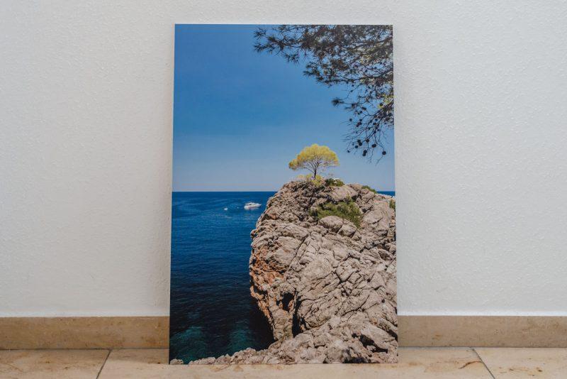 Produkttest Foto-Wandbild von Saal Digital - Der erste Eindruck