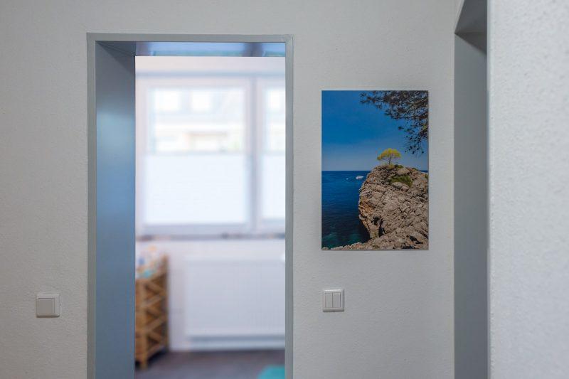 Produkttest Foto-Wandbild von Saal Digital