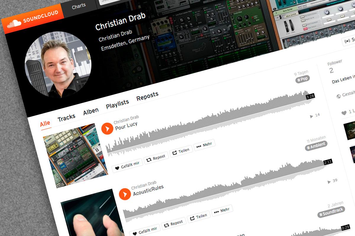 Mein neuer Track auf Soundcloud.com: Pour Lucy