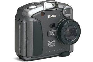 Fotografie Kodak DC265